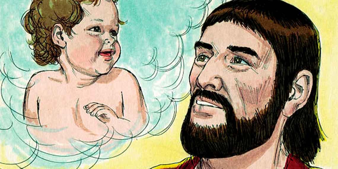 Dios promete un hijo a Abraham