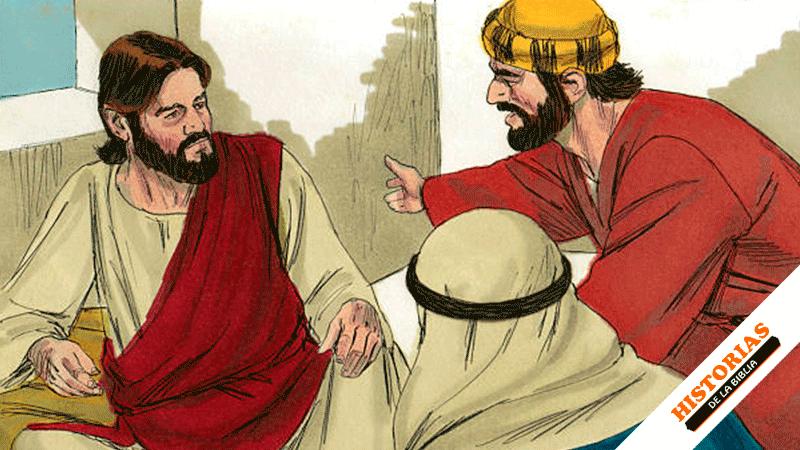 Los Discípulos preguntan quién es el mayor