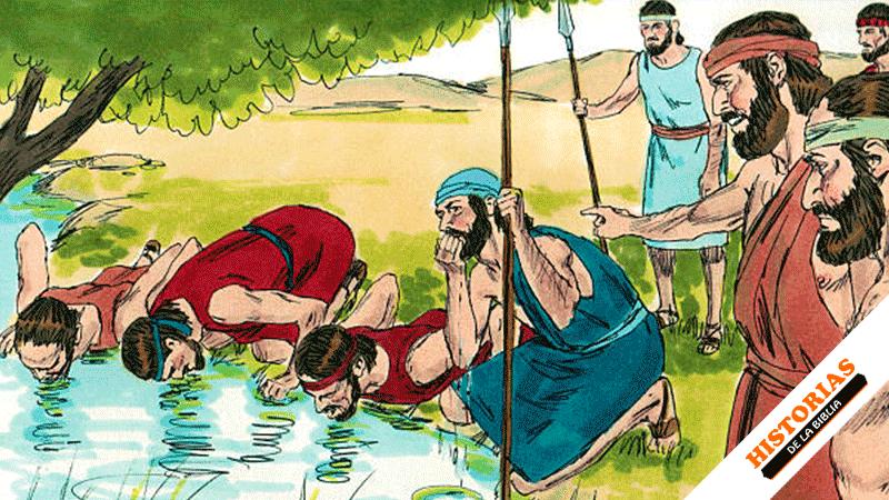 Gedeón y los 300 Guerreros