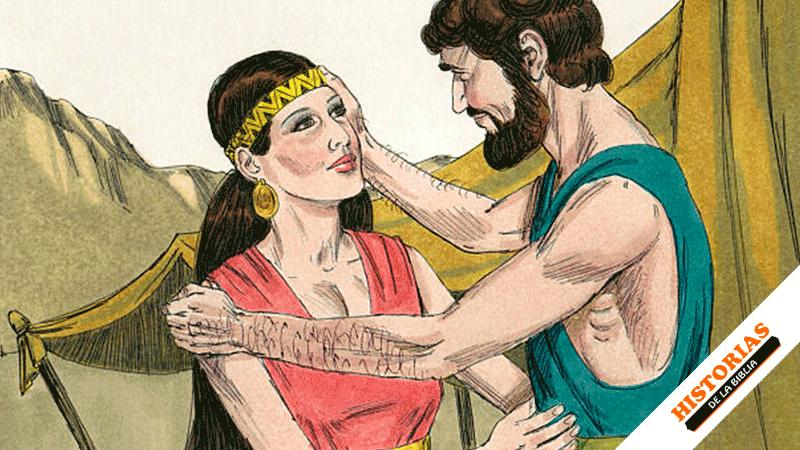 Historia de Isaac y Rebeca