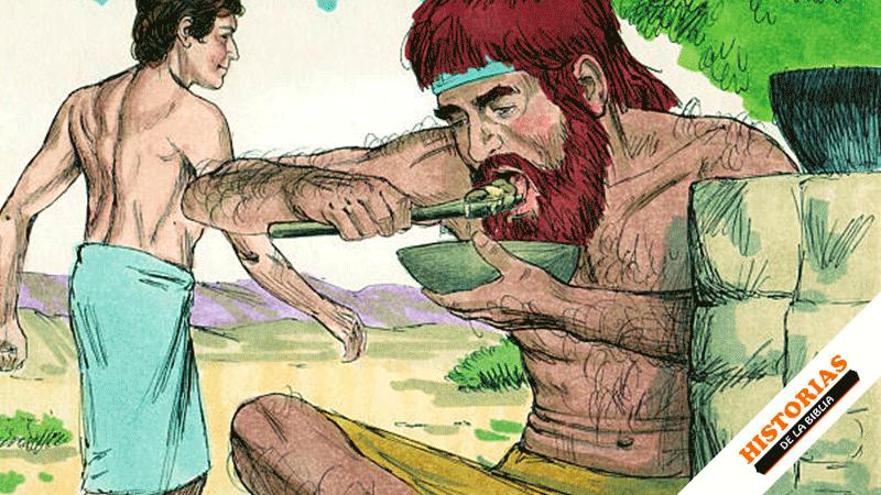 Esau vende su primogenitura