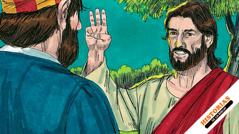 Jesús anuncia la negación de Pedro