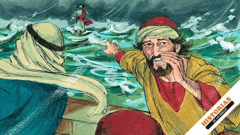 Jesús Aparece a sus Discípulos en el Mar