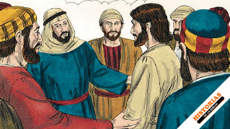 Jesús Aparece a sus Discípulos