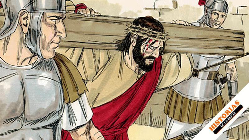 Jesús en condenado a Muerte