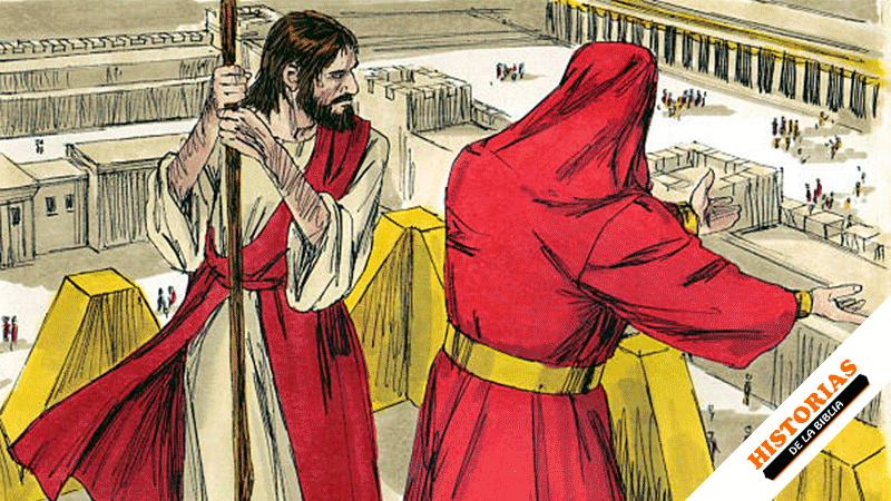 La Tentación de Jesús en el desierto