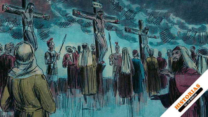 La Muerte de Jesús en la Cruz