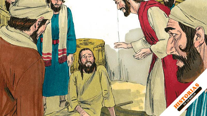 La Historia del Paralítico de Betesda