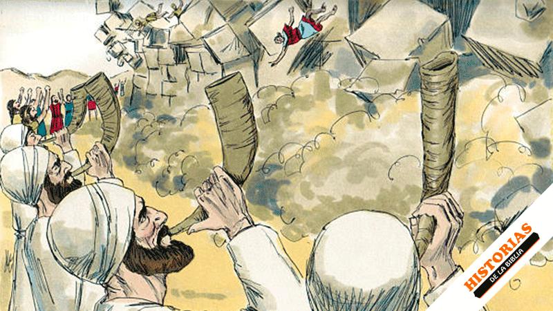 Historia de la Caida de Jericó