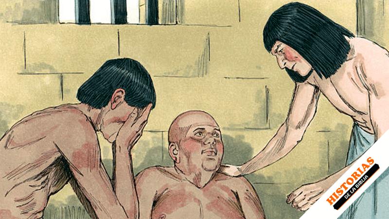 Historia de José en Prisión