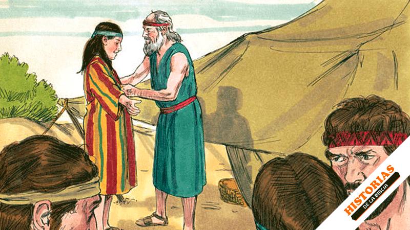 La Historia de José y su Túnica de Colores