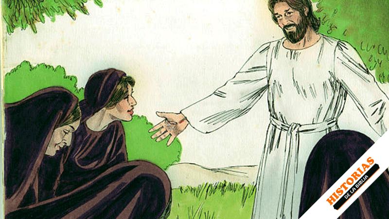 Jesús Aparece a María Magdalena