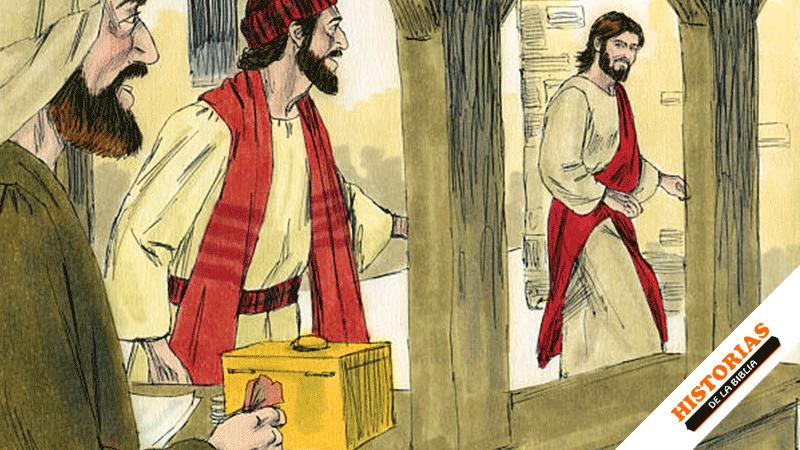 Jesús llama a Mateo