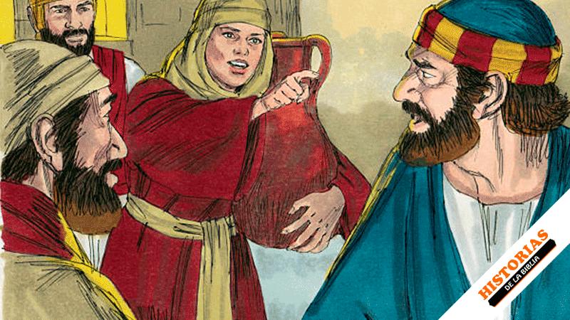 Pedro niega a Jesús