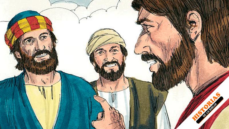 Jesús enseña del Perdón