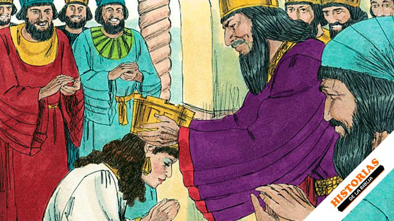 Historia de la reina Ester y el Rey Asuero