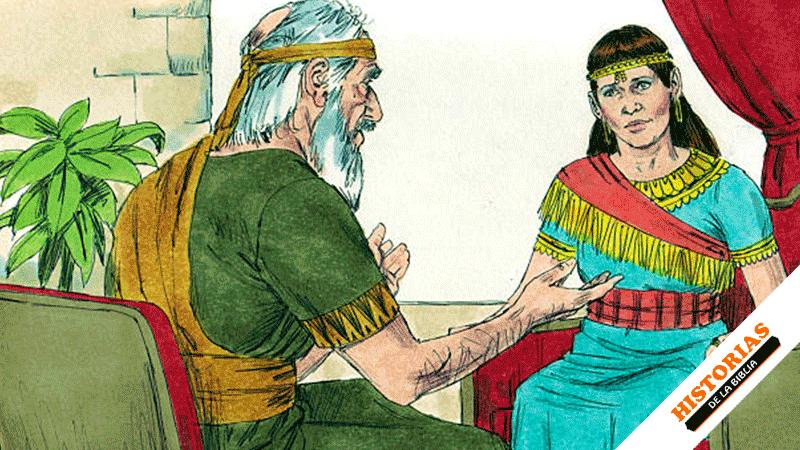 Historia Bíblica de Salomón y la Reina Saba