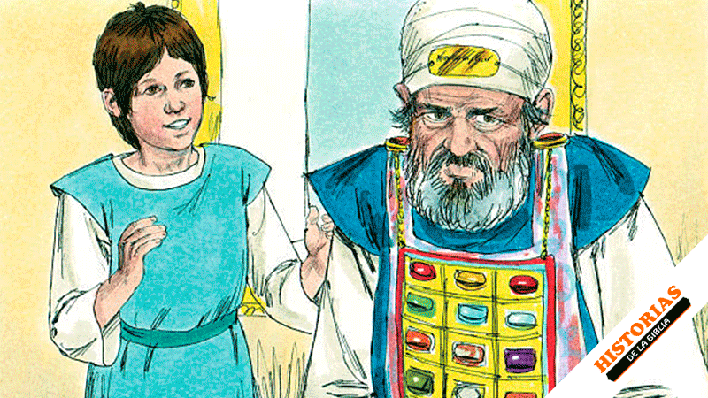 Historia de Samuel y Elí