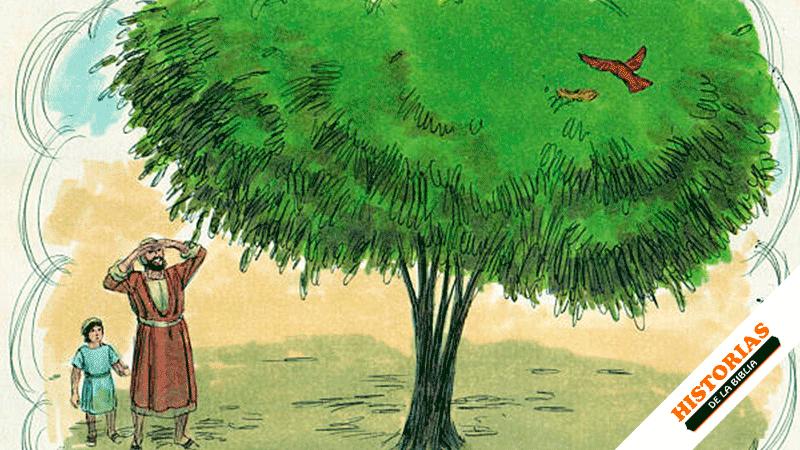 Parábola de la semilla de mostaza y la levadura