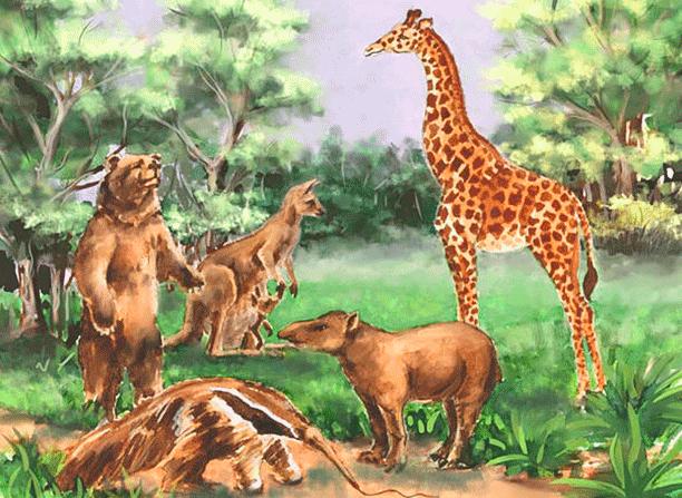La Creación de los Animales en la Biblia