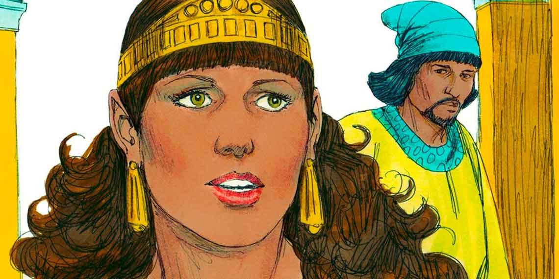 Historia de la Reina Ester